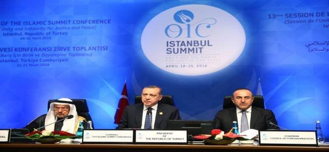 İslam Zirvesi sonuç bildirgesi yayınlandı