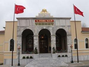 İstanbul'da çıkan yangınla ilgili valilikten açıklama