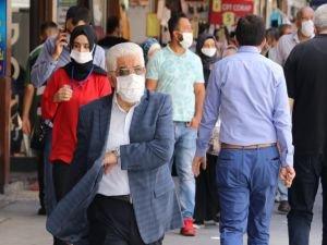 """Gaziantep'te 1912 kişiye """"sosyal mesafe ve maske"""" cezası verildi"""