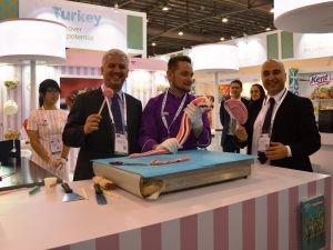 Türk şekercisi, Uzakdoğu pazarına Singapur'dan girecek