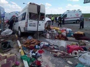 Konya'daki 7 kişinin öldüğü kazada, tır şoförü tutuklandı