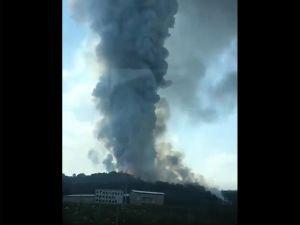Bakan Soylu: Sakarya'daki patlamada 3 kişi kayıp