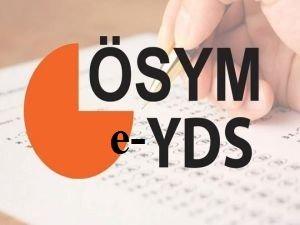 2020 e-YDS sonuçları açıklandı