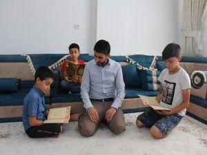 """Siverek ÖNDER Başkanı Aydın: """"Kur'an-ı öğretmeden önce onu sevdirmemiz lazım"""""""