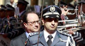 Hollande, çalışma ziyareti kapsamındaki Ortadoğu turu başladı
