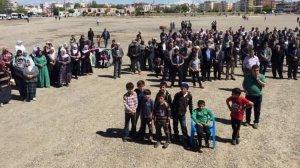 HDP'nin Batman Mevlidine 50 kişi katıldı