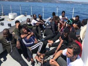 Sahil Güvenlik Komutanlığı: 66 düzensiz göçmen kurtarıldı
