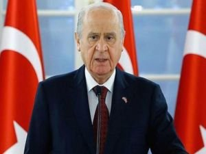"""Bahçeli'den Ayasofya Camii açıklaması: """"İbadete açılmasının önünde hiçbir engel kalmadı"""""""