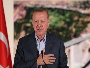 """Cumhurbaşkanı Erdoğan: """"Kuklalarla değil kuklacılarla muhatap olduğumuz bir döneme girdik"""""""