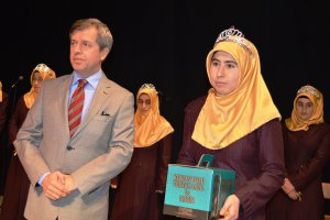 Bitlis'te 15 hafize için icazet merasimi düzenlendi