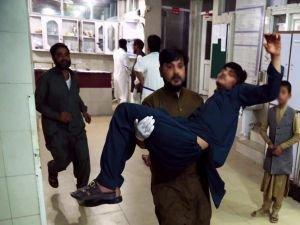 Afganistan'da cezaevine saldırı: 20 ölü