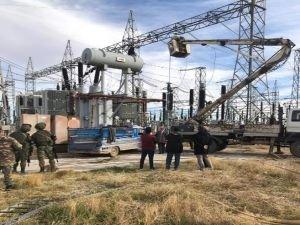 MSB: Haseke bölgesine su verilmeye devam ediliyor