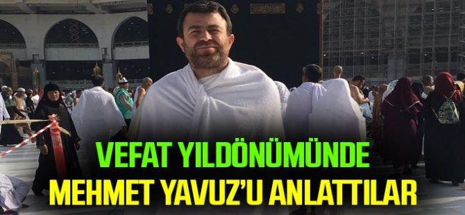 Dava arkadaşları vefatının yıldönümünde Mehmet Yavuz'u anlattı