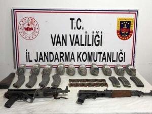 PKK operasyonunda 10 kilogram eroin ele geçirildi