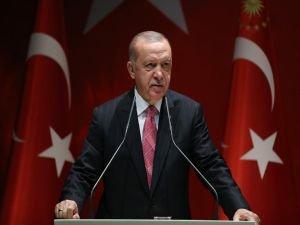 """Cumhurbaşkanı Erdoğan: """"Doğu Akdeniz'de çözümün yolu, diyalog ve müzakeredir"""""""