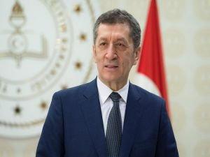 Milli Eğitim Bakanı Selçuk, yüz yüze eğitim için yapılan hazırlıkları açıkladı