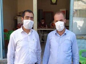 HÜDA PAR Kilis Merkez ve Elbeyli ilçe teşkilatlarında görev değişimi