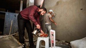"""Filistinliler """"Ruba el-Hayr"""" yardım grubunu kurdu"""