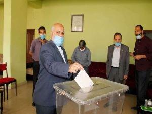 HÜDA PAR Bitlis Merkez İlçe 3'üncü Olağan Kongresi yapıldı
