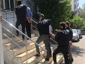 Şırnak'ta düzenlenen operasyonda 4 PKK'lı yakalandı