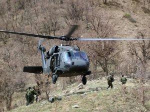 Siirt Herekol Yıldırım-11 Operasyonu başladı