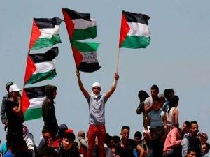 Ulusal Birleşik Liderlik, 15 Eylül'ü Filistin'de kitlesel eylemlilik günü ilan etti