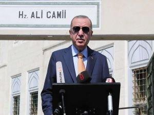 """Cumhurbaşkanı Erdoğan: """"Halkımız kurallara uymadı, işi sıkı tutmak zorundayız"""""""