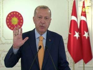 Cumhurbaşkanı Erdoğan'dan BM Günü mesajı