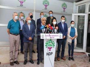 Hiç Utanmıyorlar! HDP'den aynı terane: 6-8 Ekim olaylarının sorumlusu değiliz!