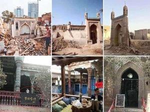 ASPI: Çin, Doğu Türkistan'da binlerce camiyi yıktı