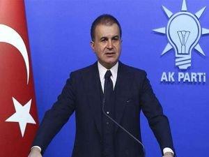 AK Parti Sözcüsü Çelik'ten CHP'ye: İkiyüzlü siyaset yapıyorlar