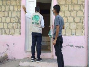 Mardin Umut Kervanından 90 aileye kırmızı et yardımı