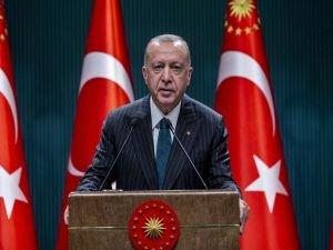 Cumhurbaşkanı Erdoğan açıkladı! Salgında ek tedbirler getirildi
