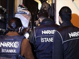 İstanbul merkezli uyuşturucu operasyonu