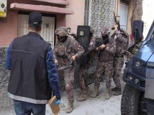 HDP/PKK'ya yönelik Kars merkezli operasyon