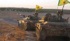 Esad güçleri ile YPG güçleri arasında şiddetli çatışma