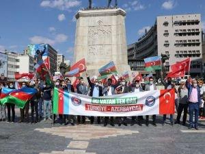 Azerbaycan için Genç Memur-Sen'den 81 ilde eş zamanlı açıklama