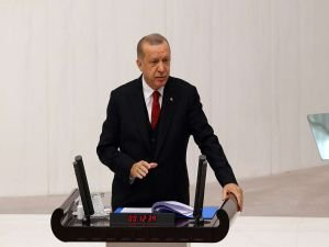 """Erdoğan: """"Azerbaycanlı kardeşlerimize tüm imkanlarımızla destek vermeyi sürdüreceğiz"""""""