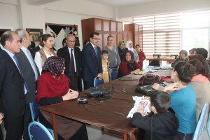 Kızıltepe ÇATOM'da sertifika töreni