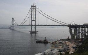 Körfez Köprüsü'nde son aşamaya gelindi