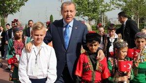 Erdoğan: Biz büyüdükçe saldırıyorlar