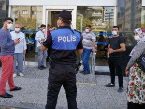 Gaziantep'te 976 kişiye sosyal mesafe ve maske cezası verildi