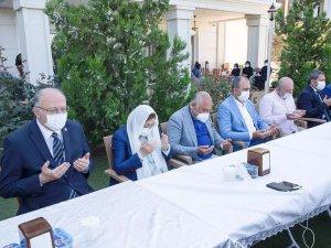 Adalet Bakanı Gül, Ziylan ailesine taziye ziyaretinde bulundu