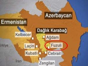 Azerbaycan'ın Fuzuli şehri Ermenistan işgalinden kurtarıldı