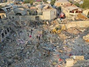 Ermenistan saldırılarında sivil can kaybı artıyor
