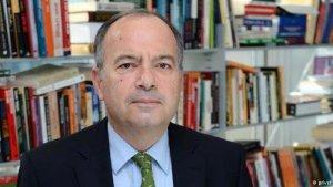 Sedat Ergin, DW'nin İfade Özgürlüğü Ödülü'nü aldı