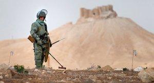 Putin'den Rus askerlere teşekkür