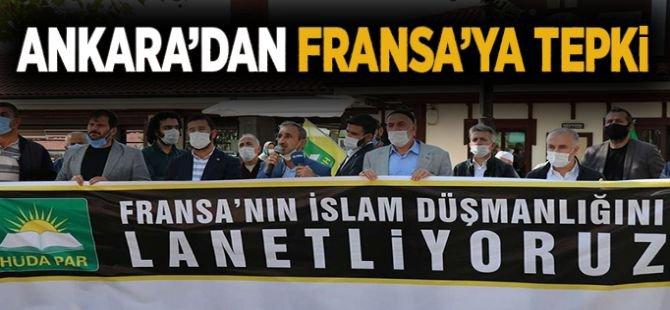 HÜDA PAR Genel Sekreteri Demir: Avrupa hiçbir zaman İslam dostu olamaz