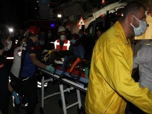 İzmir'deki depremde yaralı sayısı 522'ye yükseldi