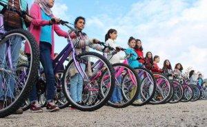Sağlık Bakanlığı'ndan binlerce bisiklet